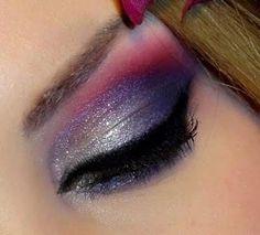 Elegant Fairy Eye Makeup