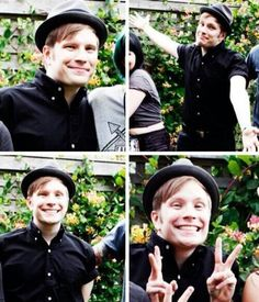 Who doesn't want to cuddle this cutie? If you don't then there is something wrong with you.  Love his smile!