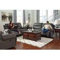 3840181 In By Ashley Furniture In Orange, CA   2 Seat Reclining Sofa