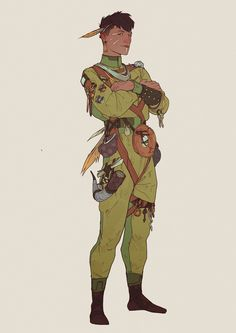 ArtStation - A Long Journey - Truly, Wouter Gort Fantasy Character Design, Character Drawing, Character Design Inspiration, Character Concept, Concept Art, Black Characters, Dnd Characters, Fantasy Characters, Tarot