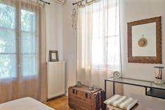 Villa Gioia - Book Now your Private Villa in Zakynthos Island Mediterranean Art, Interior Photo, Master Bedroom, Photo Galleries, Villa, Relax, Curtains, Island, Traditional