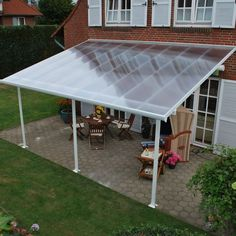 Feria™ 10ft. H x 28ft. W x 13ft. D Patio Cover Awning