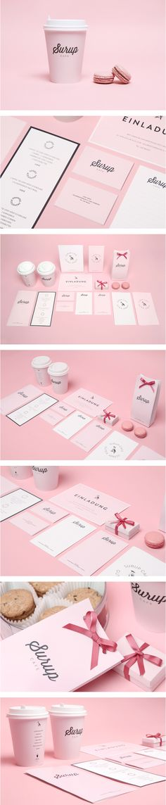 Surup Cafe - Corporate Identity
