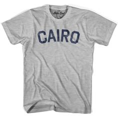 Cairo City Vintage T-shirt
