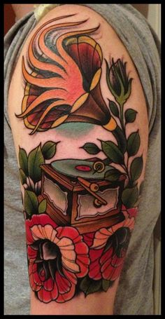Tattoo by Annie Frenzel