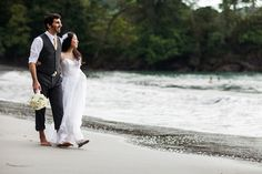 Secluded Costa Rica Wedding