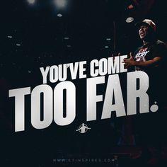 Eric Thomas quote | follow @motiversity for more motivation!