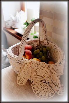 hamper - my shabby white home