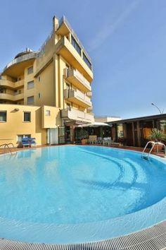Swimming pool - BEST WESTERN David Palace Hotel - Ristorante Davide dal 1955 - Porto San Giorgio (FM), Marche