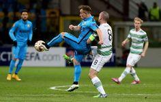Inter mit #Shaqiri im Achtelfinal: Xhaka trifft für Gladbach und fliegt vom Platz | Blick