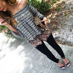 IG: @Alyson_Haley // Shop the look here: www.liketk.it/1kgdS OR click through the photo!