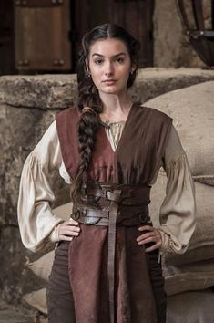 Image result for d&d medieval clothes