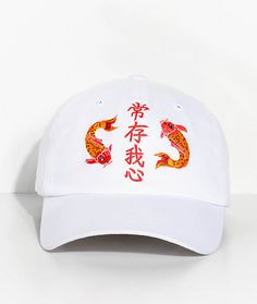 Empyre Always 2 White Dad Hat