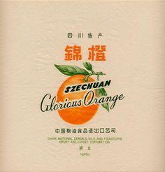 Pelure d'agrume chinoise.