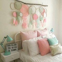 Resultado de imagen para dreamcatcher decoration ideas
