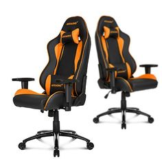 Poltrona Gamer AKRacing Nitro Orange