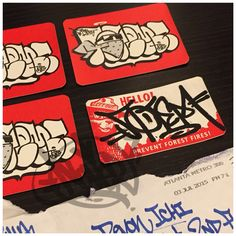 handmade and prints one of my top 5 favorites artist Graffiti Doodles, Graffiti Tagging, Graffiti Drawing, Graffiti Alphabet, Graffiti Lettering, Street Art Graffiti, Bape Wallpapers, Sticker Street Art, Spray Paint Art