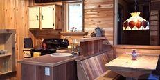 Kitchen Island, Cabin, Rustic, Luxury, Home Decor, Island Kitchen, Country Primitive, Decoration Home, Room Decor