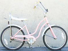 The banana seat bike!