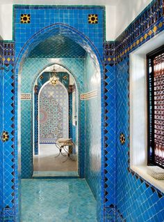 Cette salle de bains d'inspiration marocaine dans une maison de luxe en Californie vaut le détour (PHOTOS)