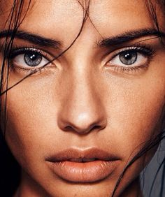 Adriana Lima by Nico for Harper's Bazaar Spain February 2014 _