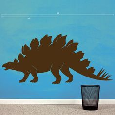 stegosaurus silhouette - Google Search