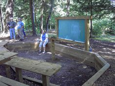 wikiHow to Build an Outdoor Classroom -- via wikiHow.com