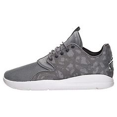 Nike Air Jordan Eclipse Cool Gray white black Roshe Run One Casual US Mens  Sizes 9 921ab35be