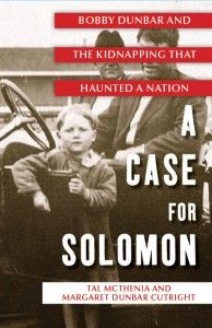 """""""A Case for Solomon can easily be read as a kidnapping mystery or a legal thriller or a saga of class privilege or a lively indictment of the deadly shenanigans when the media circus comes to town. To me, it's a tragic accounting of the abuses inherent in our confidence about what's in the best interests of a child. And all of it is evidence of the power of nonfiction–fact after astonishing fact.""""Adrian Nicole LeBlanc,  Random Family: Love, Drugs, Trouble and Coming of Age in the Bronx"""