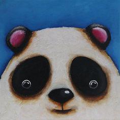 The Panda Bear by StressieCat ♥≻★≺♥So Sweet!♥≻★≺♥