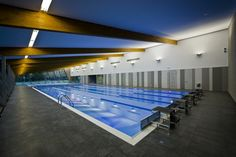 Gallery of Indoor Swimming Pool in Litomyšl / Architekti DRNH - 11