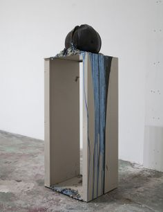 Bhakti Baxter . imploded ball barf (sound proof spare keys), 2011