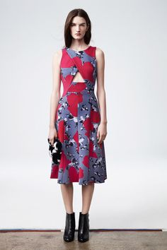 Thakoon | Pre-Fall 2014 Collection | Style.com