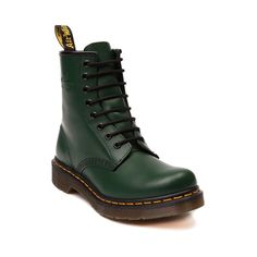 76abea8a42883 Womens Dr. Martens 1460 8-Eye Smooth Leather Boot Sandales, Bottes,  Chaussettes