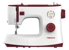 La nuova Macchina Meccanica Oscillante di Necchi con 17 punti ed asola automatica in 4 tempi. La K417A è una macchina per cucire perfetta per chi muove i primi passi nel cucito, adatta alle cuciture essenziali di carattere sartoriale e creativo. Sewing, Dressmaking, Couture, Stitching, Sew, Costura, Needlework