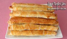 Fırında Kalem Böreği Tarifi