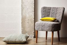 Tissu d'ameublement pour siège -JAMES MALONE Le meilleur moyen de donner vie à ses sièges ou ses canapés