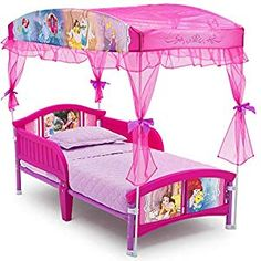 Shop a great selection of Delta Children Canopy Toddler Bed, Disney Princess. Find new offer and Similar products for Delta Children Canopy Toddler Bed, Disney Princess. Princess Canopy Toddler Bed, Disney Princess Bedding, Disney Princess Toddler, Princess Bed Set, Kids Bedroom Princess, Disney Toddler Bed, Princess Bunk Beds, Pink Princess Room, Fairytale Bedroom