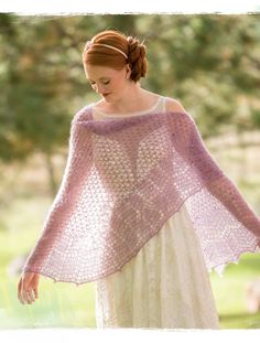 Crochet prayer shawls are a wonderful way to enjoy the meditative benefits of crochet while creating a lovely gift for a friend.