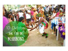 Dag van de Marrons in #Suriname