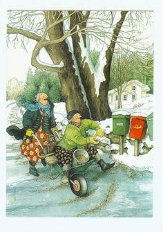 from Eeva Inge Look grannies | postcards from Eeva | JEMagain12 | Flickr