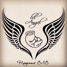 nombre con alas tattoo designs - Buscar con Google