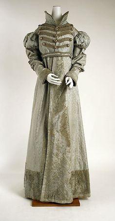 Pelisse 1820 The Metropolitan Museum of Art - OMG that dress!