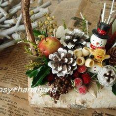 森のクリスマスアレンジ(大)