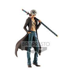 Law Memory Figure Ltd Ed New Misc Banpresto One Piece Trafalgar Action Fig