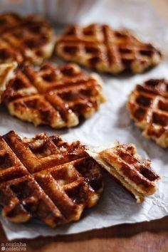 Olás, tudo bom?   Olha, para começo de conversa, tenho certeza de que no céu tem Waffles de Liège quentinhos em todo café da manhã,...
