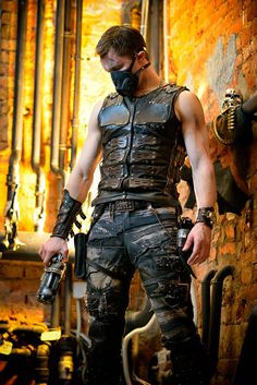 Hey, I found this really awesome Etsy listing at http://www.etsy.com/listing/129185299/apocalypse-cinder-leather-vest