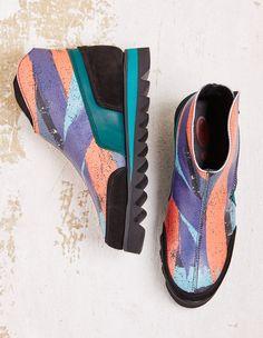 Leder Budapester Art Karo Textil Braun Herren Schuhe Halbschuhe Schnürer