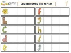 La transformation des alphas
