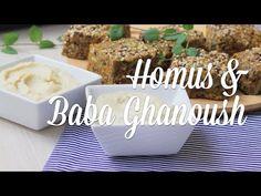 Homus (pasta de grão-de-bico) - Presunto Vegetariano